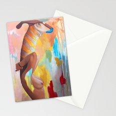 Parasaurolophus Lex Stationery Cards