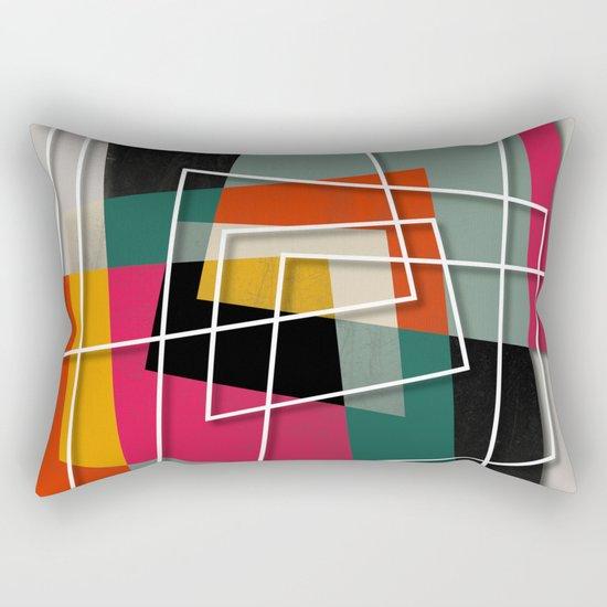 Fill & Stroke III Rectangular Pillow