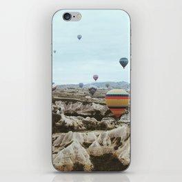 Travel Series iPhone Skin