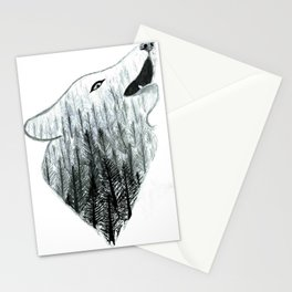 Double Exposure Stationery Cards