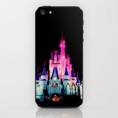 disney castle iPhone & iPod Skin