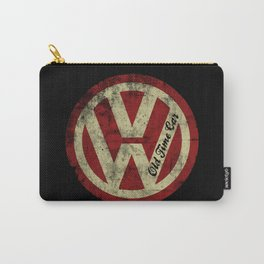 Old Time Car VW Carry-All Pouch