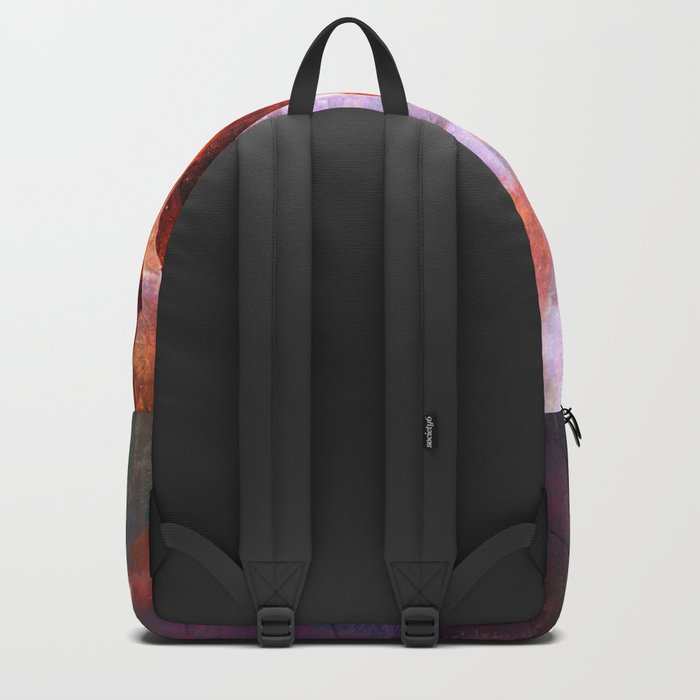Her Infernal Exit Backpack