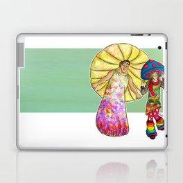 dance magic dance Laptop & iPad Skin
