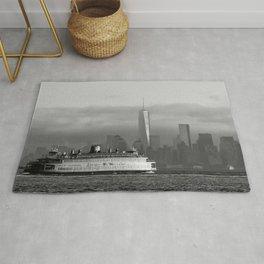 Ferry & Freedom Tower Rug