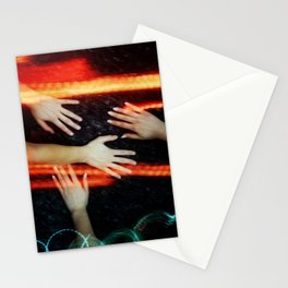 Cozmogonizm Series #23, Color Film, Analog, Art Photo, NUDE Stationery Cards