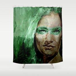 CASTANEDA #2 Shower Curtain