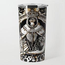 monkey queen  Travel Mug