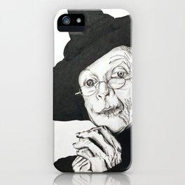 McGonagall iPhone Case
