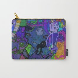 MULTIVERSE MURAL Carry-All Pouch