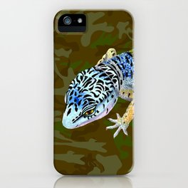 Little Lizzy iPhone Case