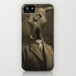 Family Resemblance iPhone Case
