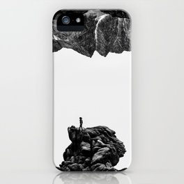 Isolate Me iPhone Case