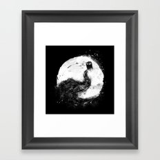 All of Space and Time Framed Art Print