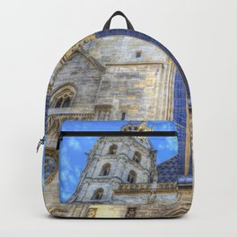 St Stephen's Cathedral Vienna Backpack