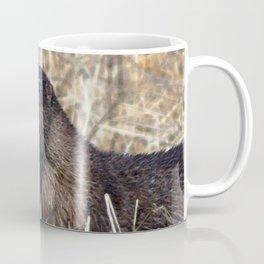 Watercolor Otter 01, Jane's Island, Maryland Coffee Mug