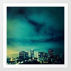 citygirl Art Print