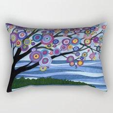 Door County Getaway Rectangular Pillow