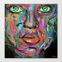 wonder Canvas Prints featuring Wonder by Archan Nair