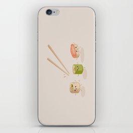 Running Sushi iPhone Skin