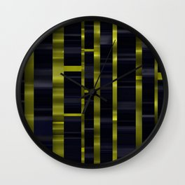 Lines 8 Wall Clock