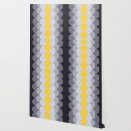 Gradual Primrose Yellow Wallpaper