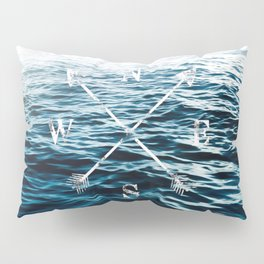 Winds of the Sea Pillow Sham