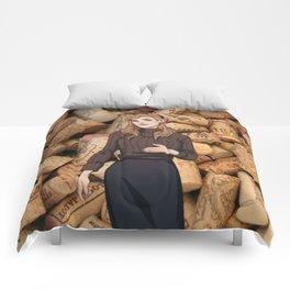 Dream Daddy: Mary Christiansen Comforters