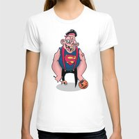 sloth T-shirts featuring Sloth by Artistic Dyslexia