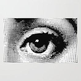 Lina Cavalieri Eye 02 Rug
