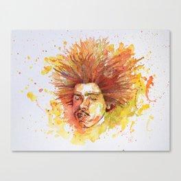 Techno Tuesday  Canvas Print
