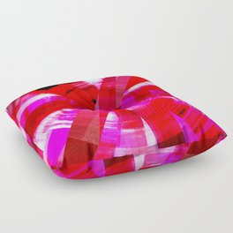 Pink Addict Floor Pillow