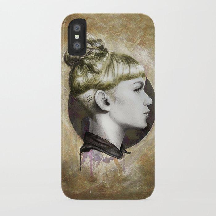 GrimesI iPhone Case