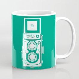 Yashica Mat 124G Camera Emerald Coffee Mug