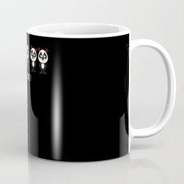 Panda Be Iconic I am Extraordinary Special One Coffee Mug