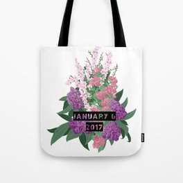 sean hake Tote Bag