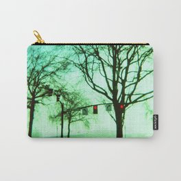 Green Fog Carry-All Pouch
