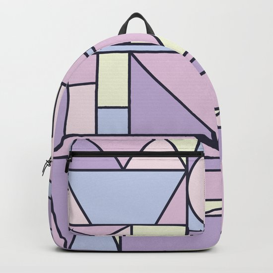 Kaku Pastel Backpack