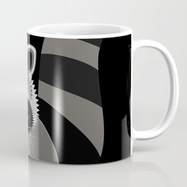 Raccoon in the Night Coffee Mug