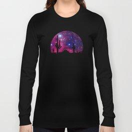 Noche caliente Long Sleeve T-shirt