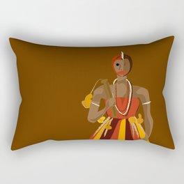 ORIXAS_ exu Rectangular Pillow