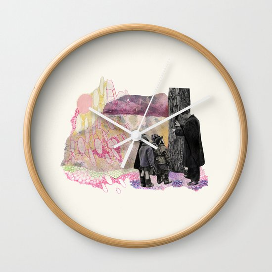 Lesson Learned Wall Clock
