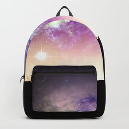 African galaxy skyline - Landscape Photography #Society6 Backpack