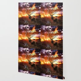 Tree of Death Wallpaper