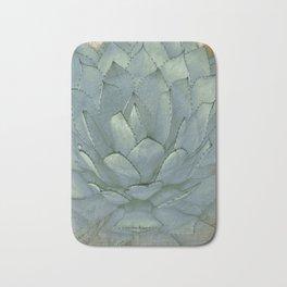 Agave Succulent Cactus Bath Mat