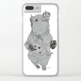Playing with the Ham Clear iPhone Case