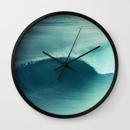Perfect Wave Wall Clock