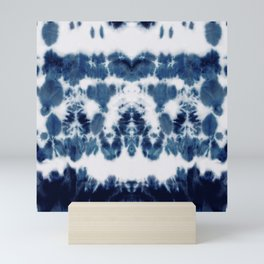 Shibori Not Sorry Mini Art Print