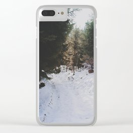 attersee (20) Clear iPhone Case