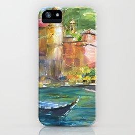 Vernazza, Cinque Terre Italy iPhone Case